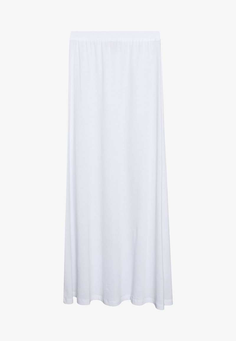 Anna Field - BASIC - Maxi skirt - Maxirock - white