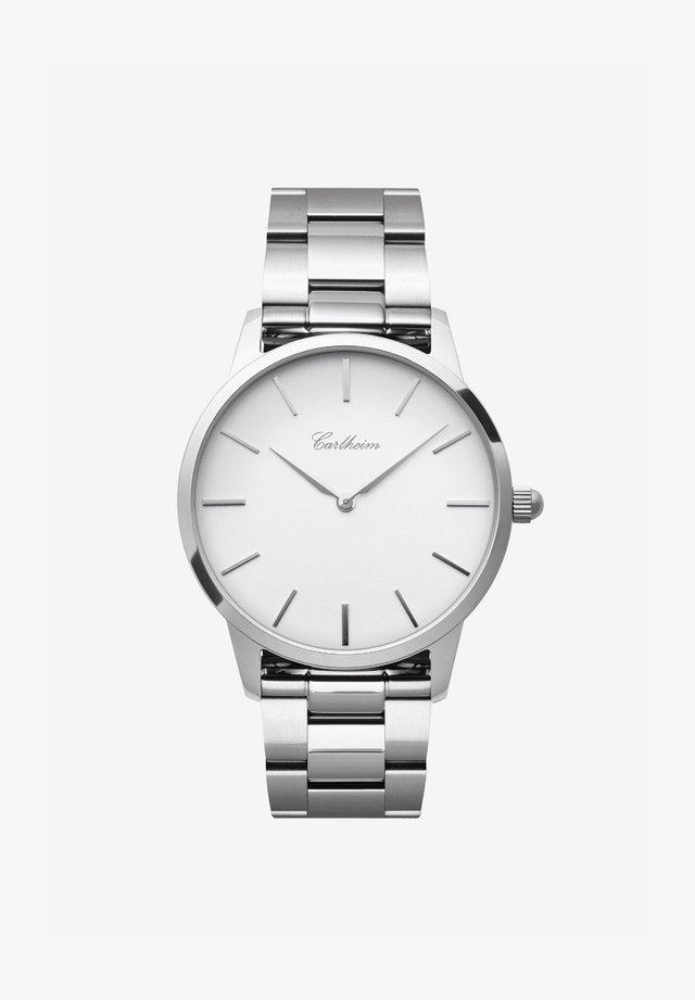 FREDERIK V 40MM - Montre - silver-white