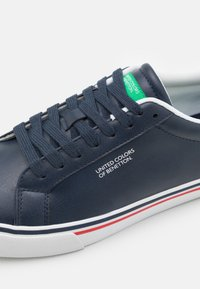 Benetton - KING - Sneakers - navy/red - 5