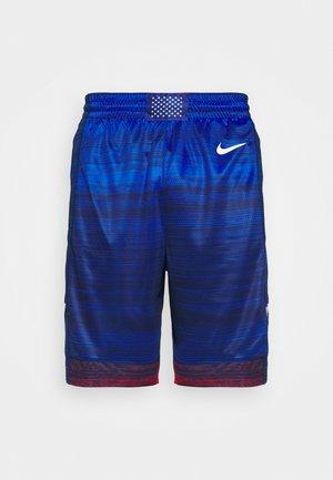 TEAM USA GAME SHORT - Sports shorts - obsidian
