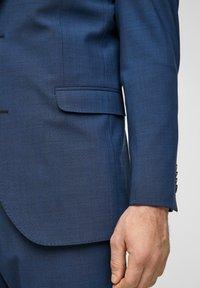 s.Oliver BLACK LABEL - SLIM FIT - Giacca elegante - blue - 5