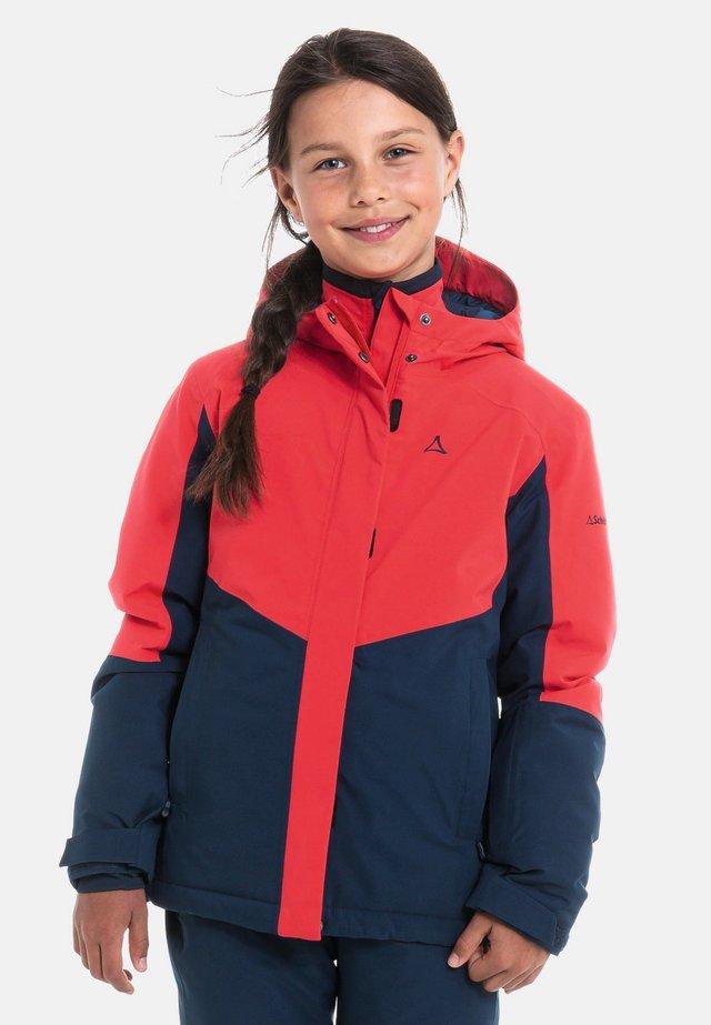 Ski jacket - rot