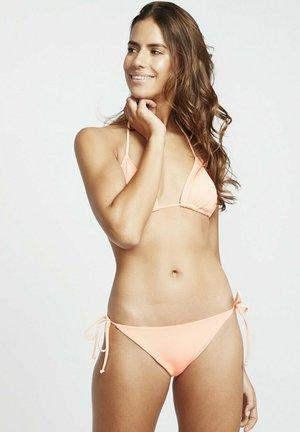 S S TROPIC - Braguita de bikini - neon peach