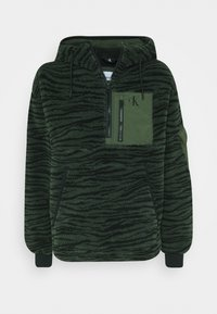 Calvin Klein Jeans - JACKET - Kevyt takki - deep depths - 0