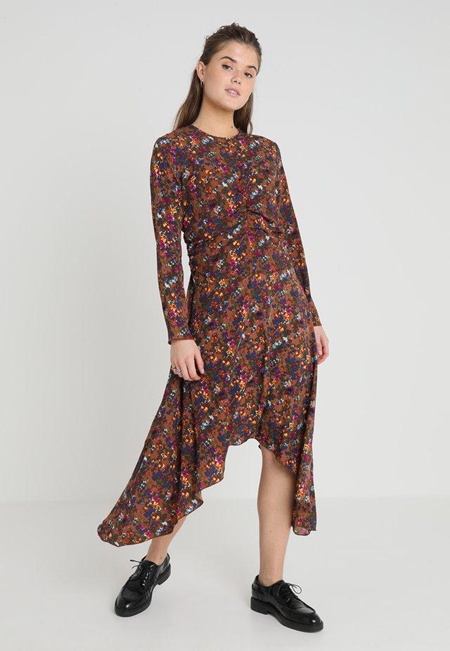 DOWNTOWN DRESS - Maxi šaty - multi