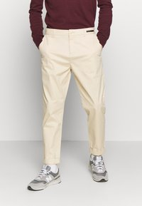 Scotch & Soda - FAVE CLASSIC - Chino - sand - 0