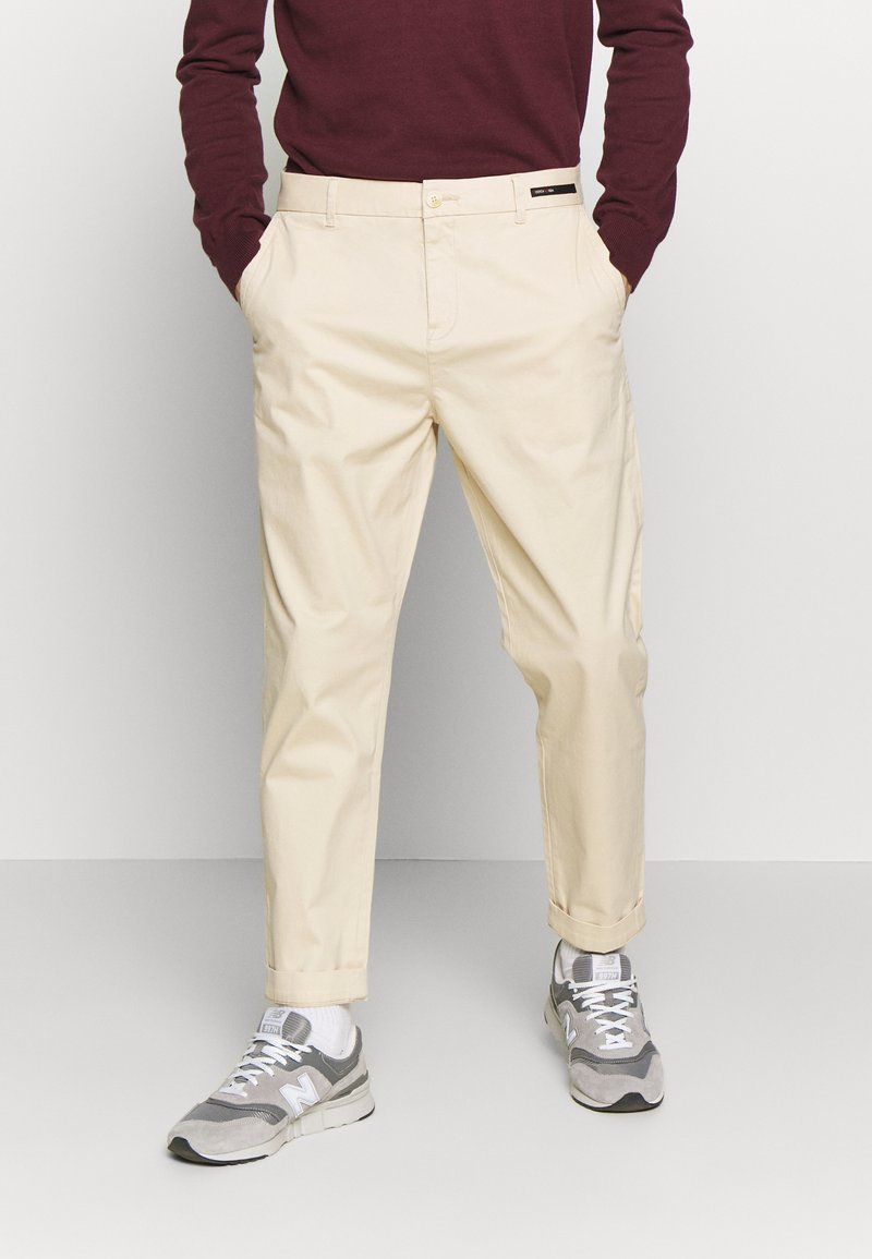 Scotch & Soda - FAVE CLASSIC - Chino - sand