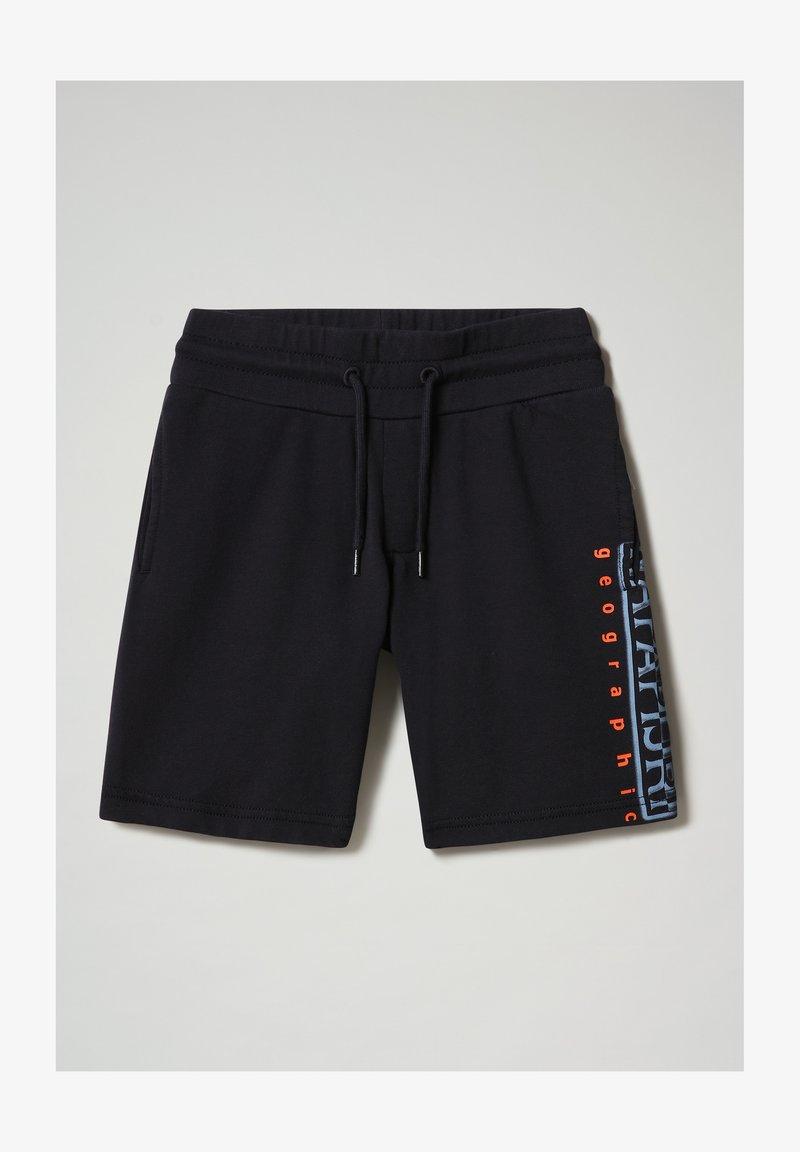 Napapijri - NADYR - Shorts - blu marine