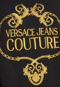 Versace Jeans Couture - CREW - Sweatshirt - black - 6