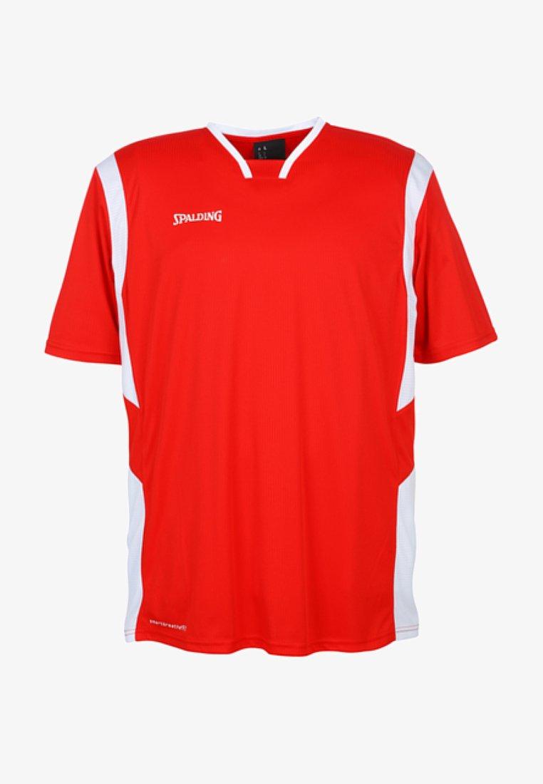 Spalding - ALL STAR SHOOTING - Sports shirt - rot / weiß