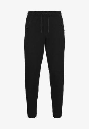Tracksuit bottoms - black / black