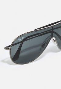 Ray-Ban - WINGS UNISEX - Sunglasses - shiny silver - 4
