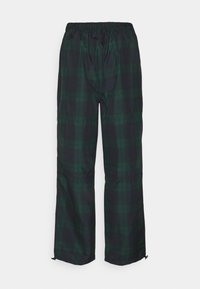 Trussardi - TROUSERS TRACK PANT - Tracksuit bottoms - green - 1