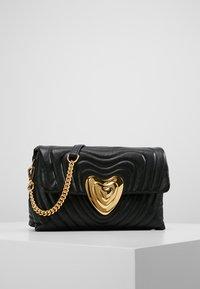 Escada - SHOULDER BAG - Handbag - black - 0