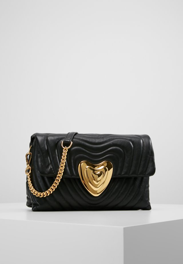 SHOULDER BAG - Handtas - black