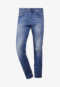 BOSS - TABER - Jeans Tapered Fit - bright blue - 4