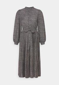 ONLY - ONLMETT MIDI DRESS - Maxi šaty - black - 1