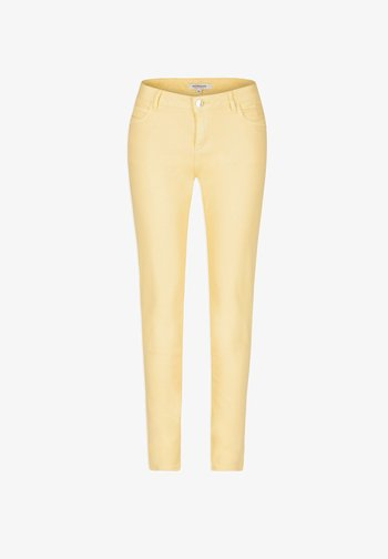 Jeans Skinny Fit - yellow