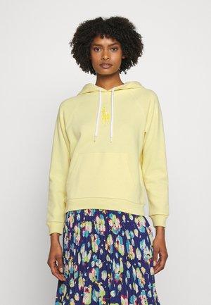 LOOPBACK - Sweatshirt - wicket yellow