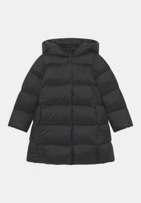 Polo Ralph Lauren - LONG OUTERWEAR COAT - Down coat - polo black - 0
