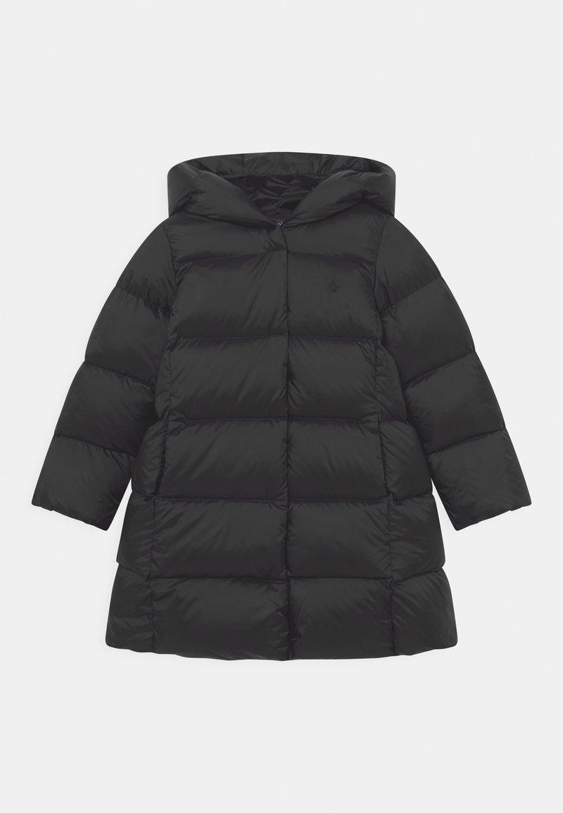 Polo Ralph Lauren - LONG OUTERWEAR COAT - Down coat - polo black