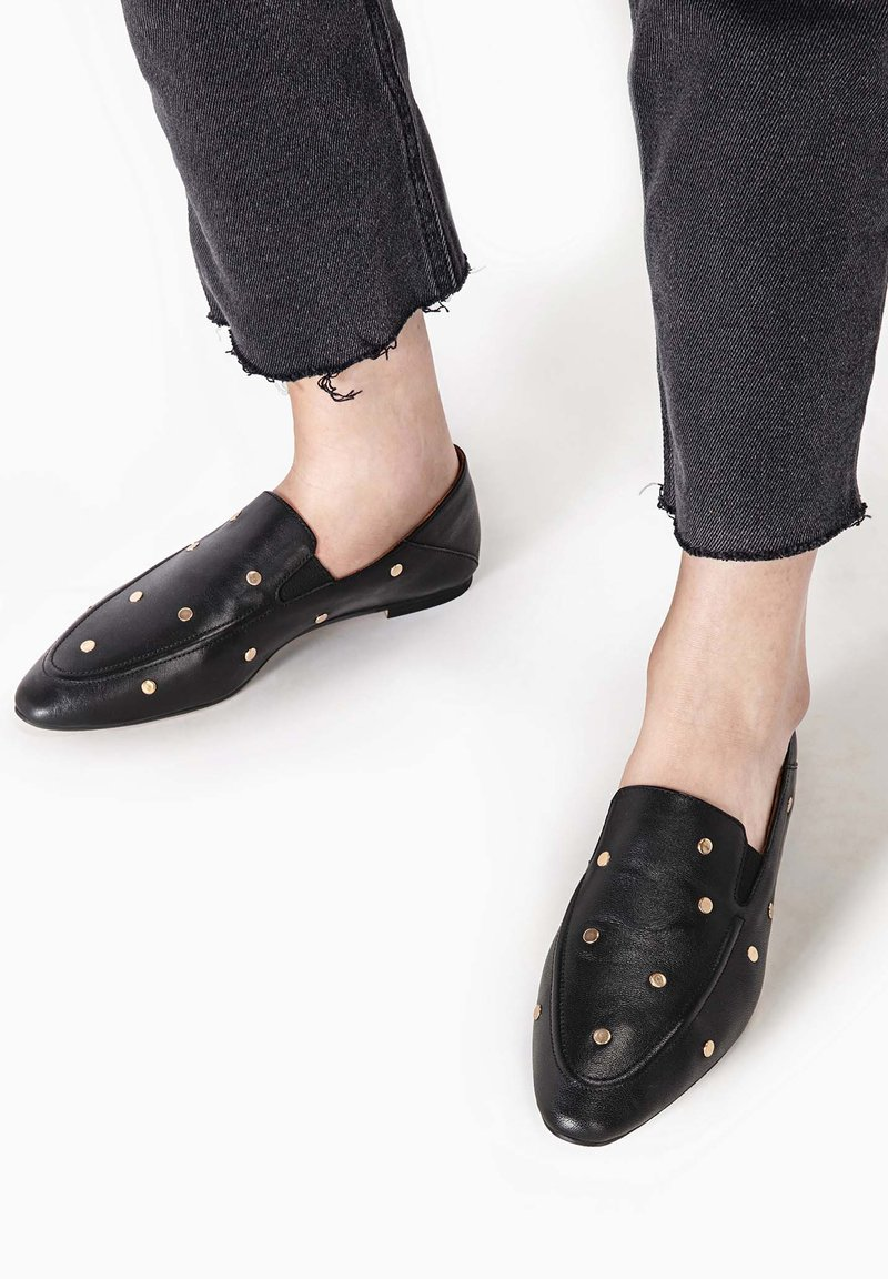 Inuovo - Instappers - black blk