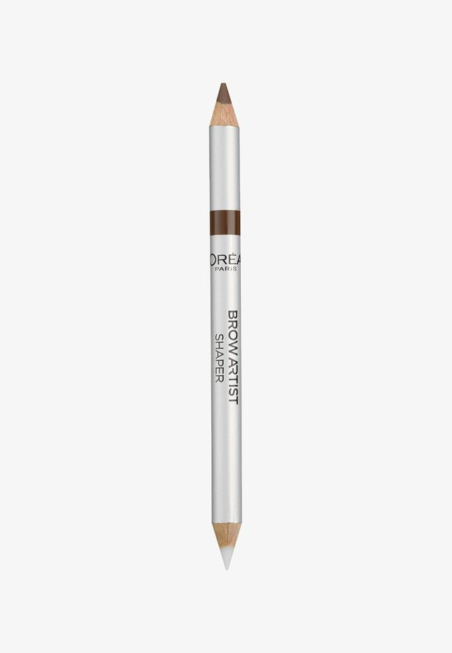 BROW ARTIST SHAPER - Augenbrauenstift - 03 brunette