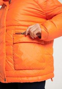 myMo - Winter jacket - orange - 3