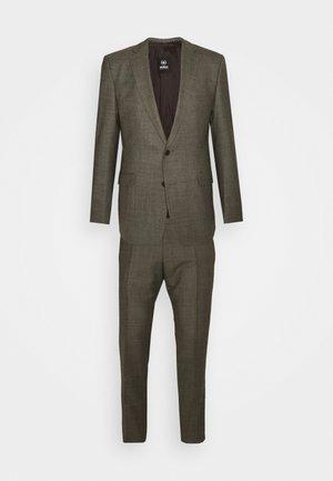 ALLEN MERCER - Suit - taupe