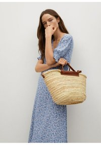 Mango - Korte jurk - azul - 2