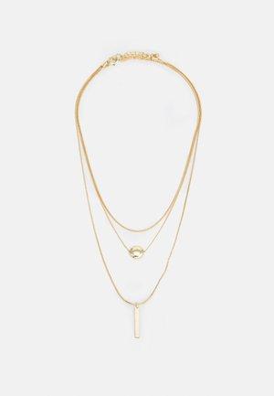 ONLKAREN NECKLACE 2 PACK - Necklace - gold-coloured