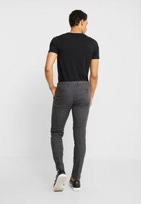Cinque - CIBRAVO - Kalhoty - dark grey - 2