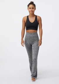 OYSHO - COMFORT WARM - Leggings - dark grey - 1