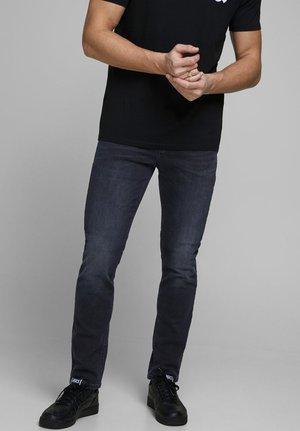 SLIM FIT JEANS TIM ORIGINAL AGI 004 - Jeans slim fit - blue denim