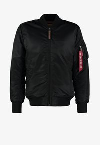 Alpha Industries - Kurtka Bomber - black - 5