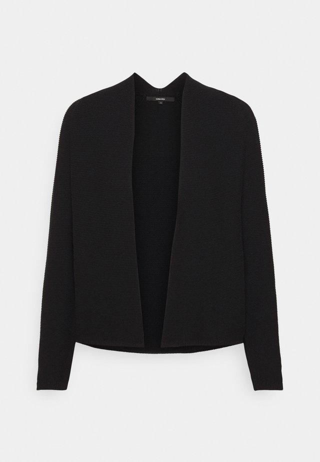 TANZAH - Vest - black