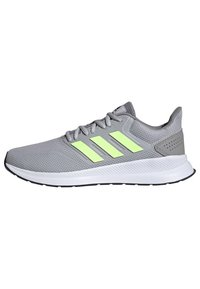 adidas Performance - RUNFALCON SHOES - Zapatillas de running estables - grey - 0