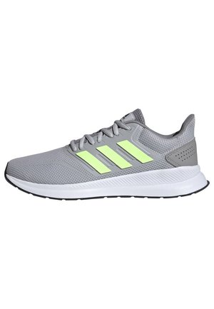 RUNFALCON SHOES - Zapatillas de running estables - grey