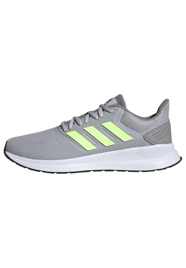 RUNFALCON SHOES - Chaussures de running stables - grey