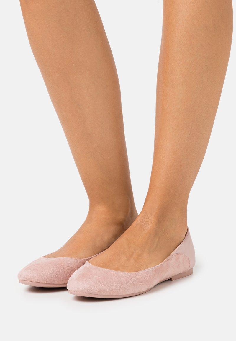 Call it Spring - ALTRADE - Ballet pumps - light pink