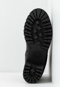 Panama Jack - PIA - Kotníkové boty na platformě - black - 6