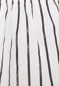 Pier One - 3 PACK - Bokserit - black/dark grey/white - 5