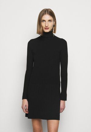 CINEMA - Robe pull - black