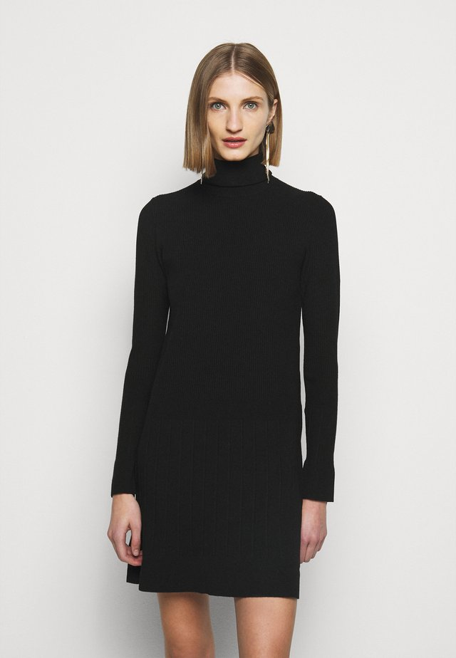 CINEMA - Jumper dress - black