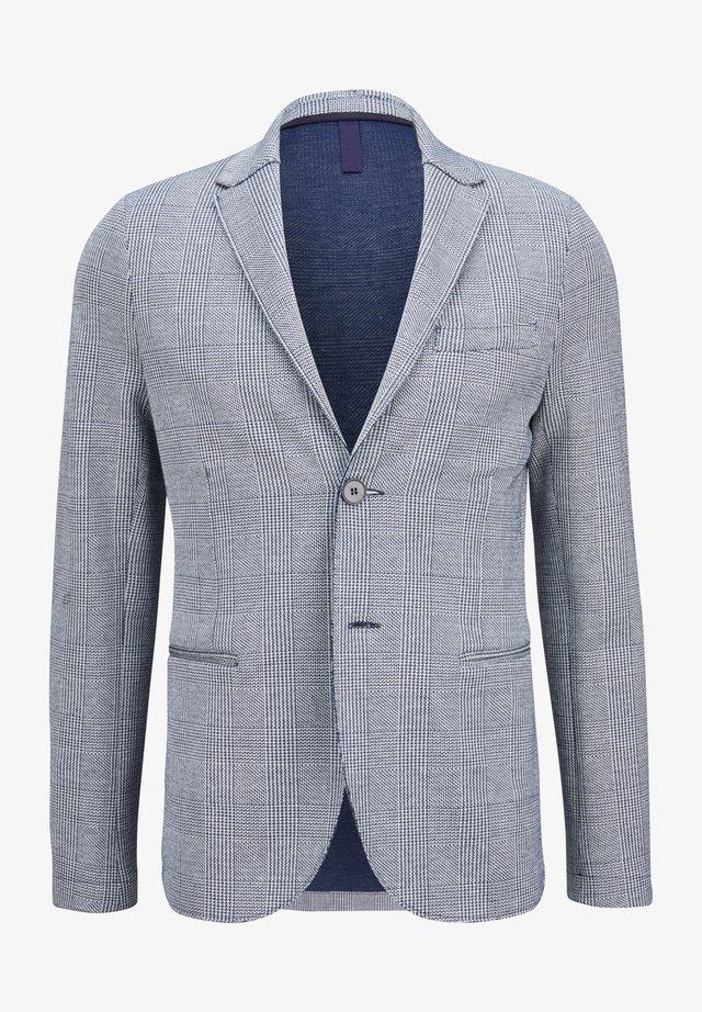 Blazer jacket -  dark blue p.o.w.