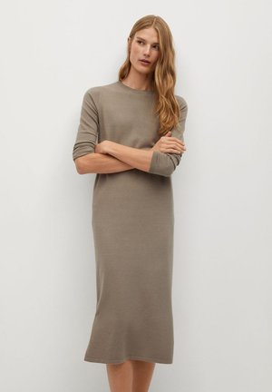 SOFA-A - Jumper dress - beige