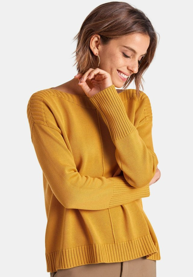 Pullover - Corn yellow