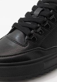 SIKSILK - GRAVITY - Sneakers laag - black - 5
