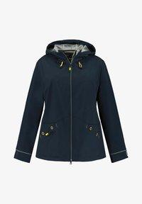 Ulla Popken - Soft shell jacket - marine - 2