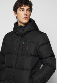 Polo Ralph Lauren - RECYCLED CAP JACKET - Daunenjacke - polo black - 4